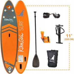 paddle gonflableKangui - Stand up Paddle 335cm